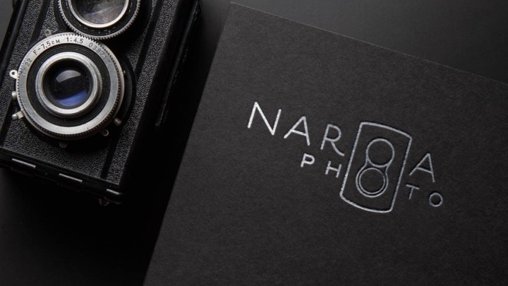 Brand Design & Web Development for a London Based Analog Photographer